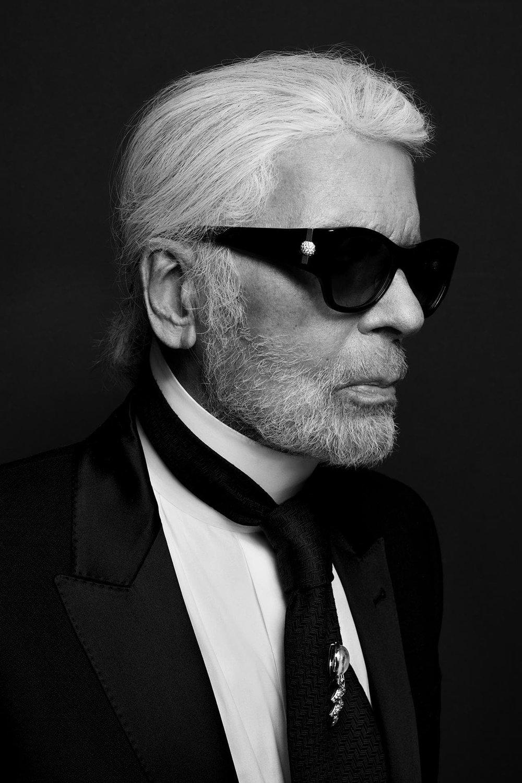 Karl Lagerfeld (CHANEL)