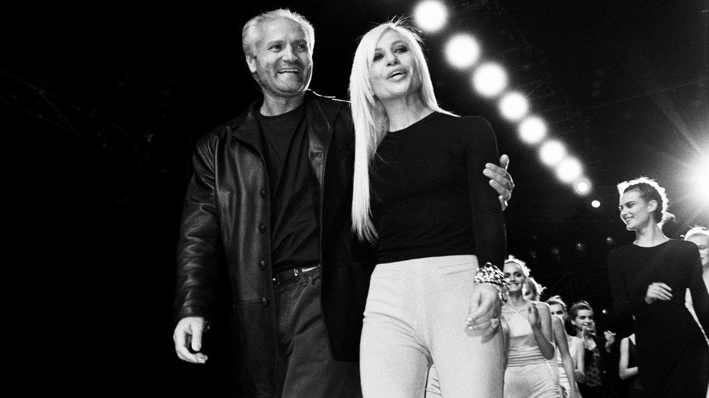 Gianni & Donatella Versace (VERSACE)