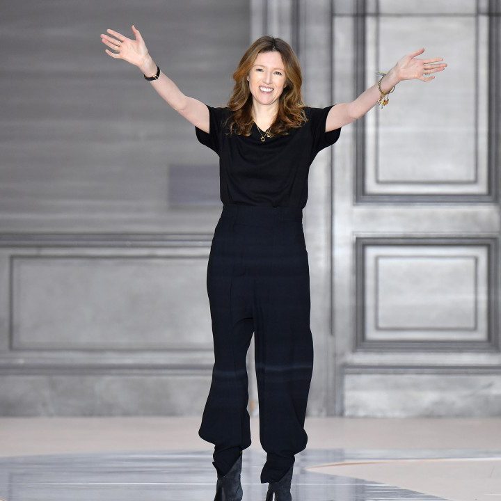 Clare Waight Keller (Givenchy)