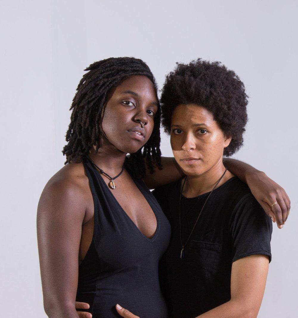 Nia & Ness Dancer and Writer Duo