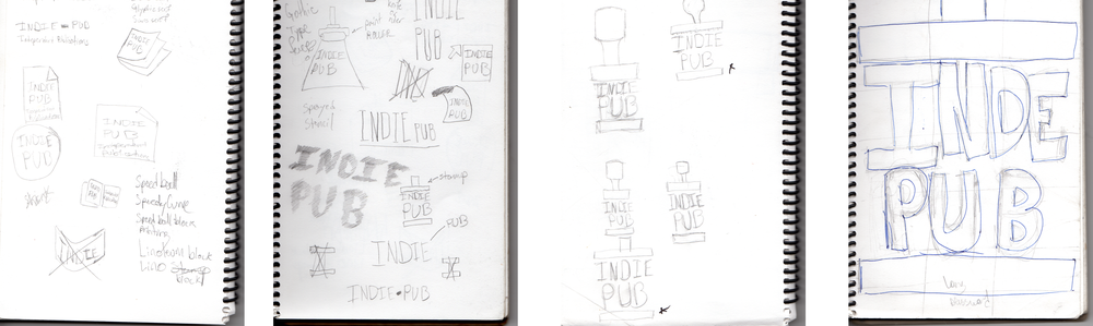 First initial sketches