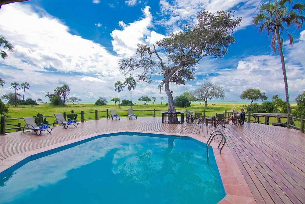 The Lodge   Katuma Pool