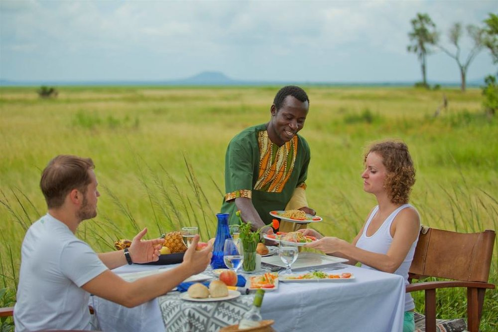 The Lodge | Katuma Dining