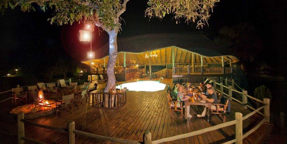 The Lodge   Katuma Lounge