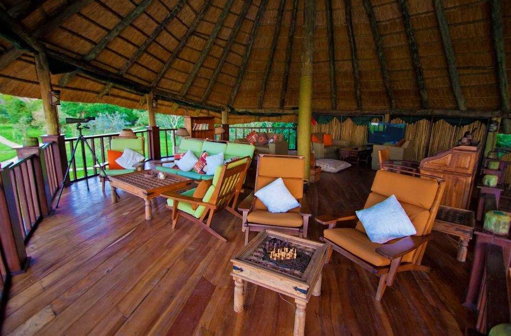 The Lodge | Katuma Lounge