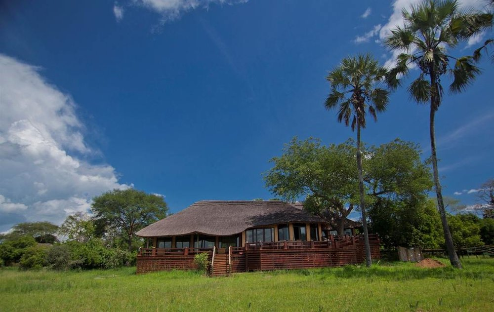 The Lodge   Katuma Villa