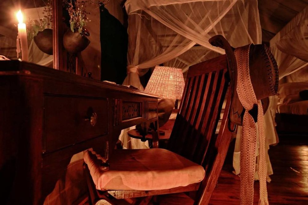 Gombe Forest Lodge | Safari Room