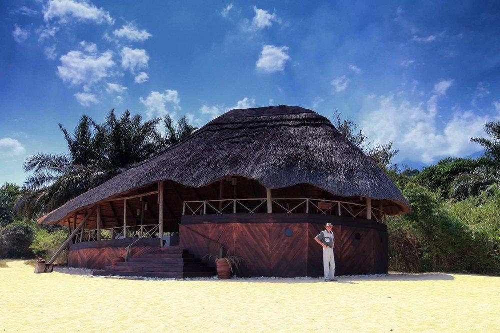 Kungwe Beach Lodge | Kungwe Lounge