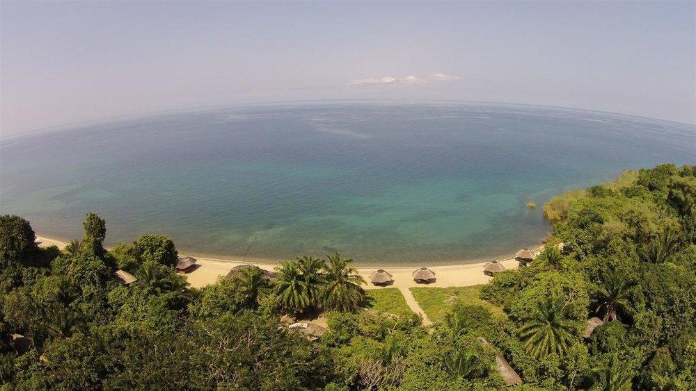 Kungwe Beach Lodge | Lake View
