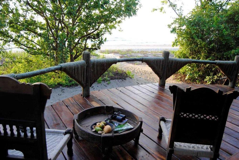 Kungwe Beach Lodge | Safari Room