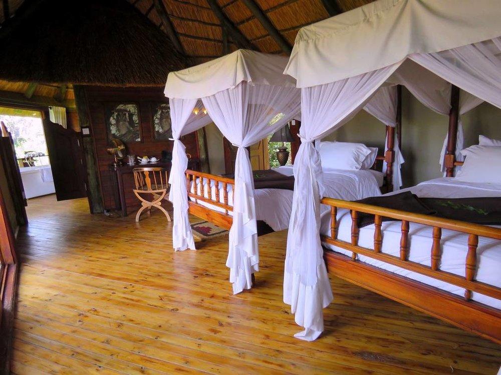 Soroi Serengeti Lodge Accommodations | Safari Room Twin