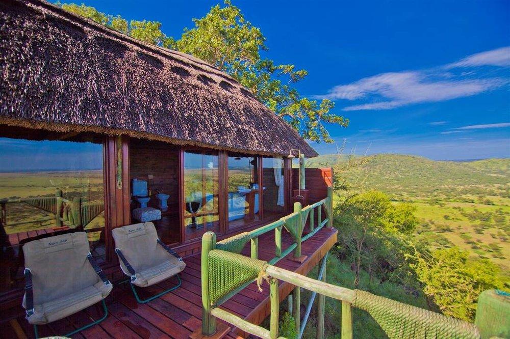 Soroi Serengeti Lodge Accommodations | Luxury Safari Room Family
