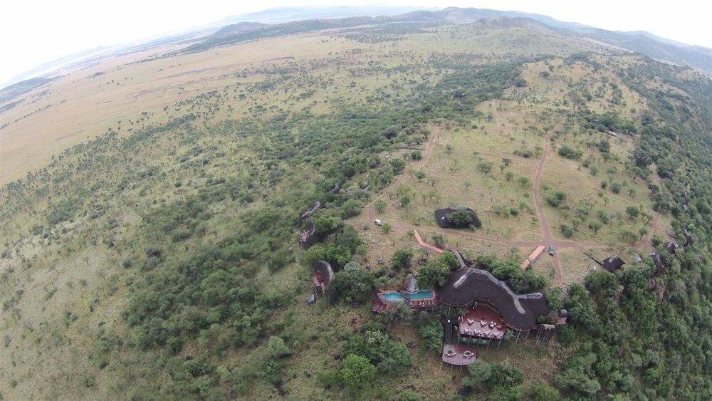 Soroi Serengeti Lodge | Birds Eye View