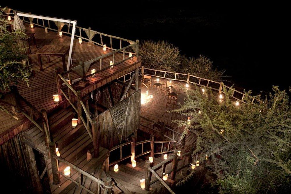 Soroi Serengeti Lodge | Deck