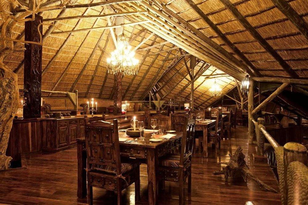 Soroi Serengeti Lodge | Dining