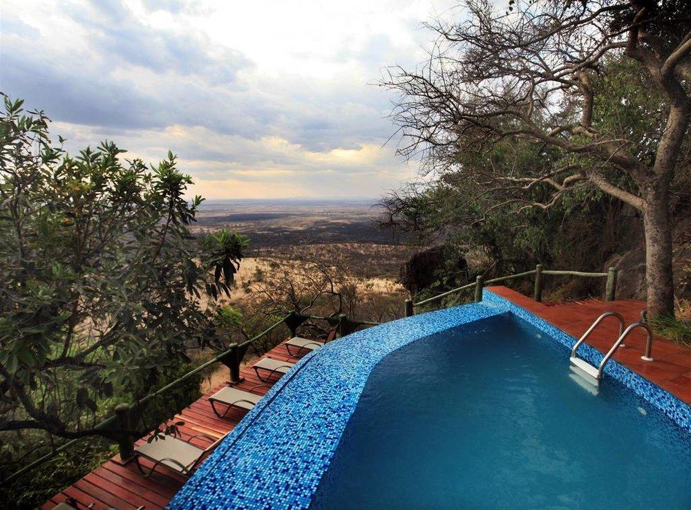 Soroi Serengeti Lodge | Pool