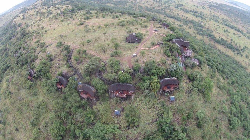 Soroi Serengeti Lodge | Suites View