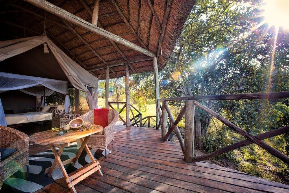 Tarangire River Camp Accommodations | Luxury Safari Tent