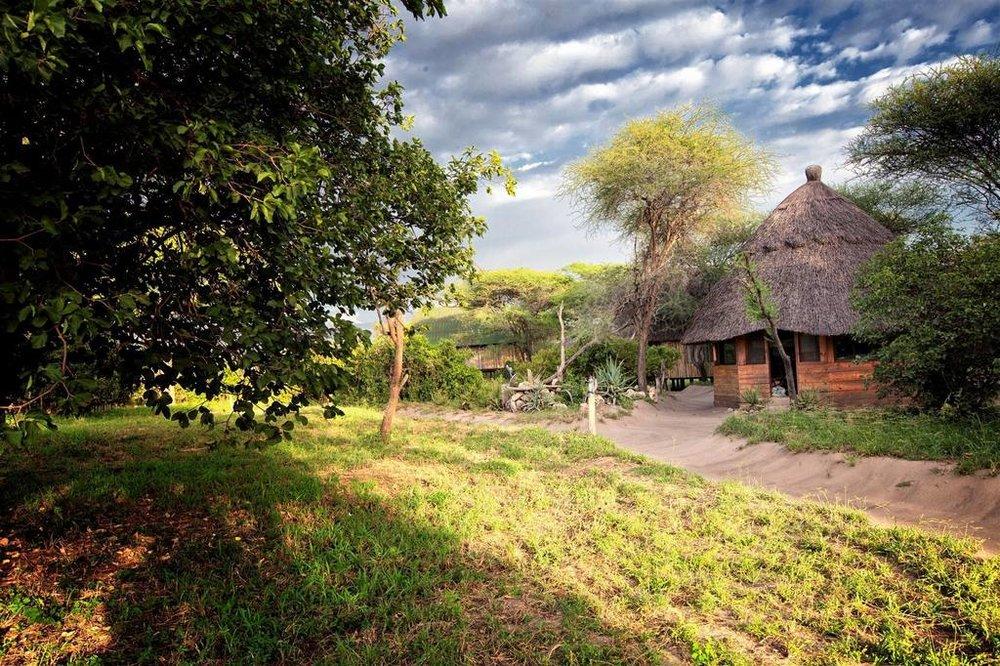 Tarangire River Camp | Tarangire Grounds