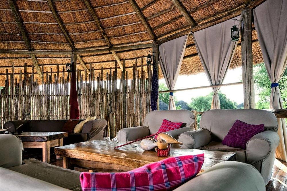 Tarangire River Camp   Tarangire Lounge