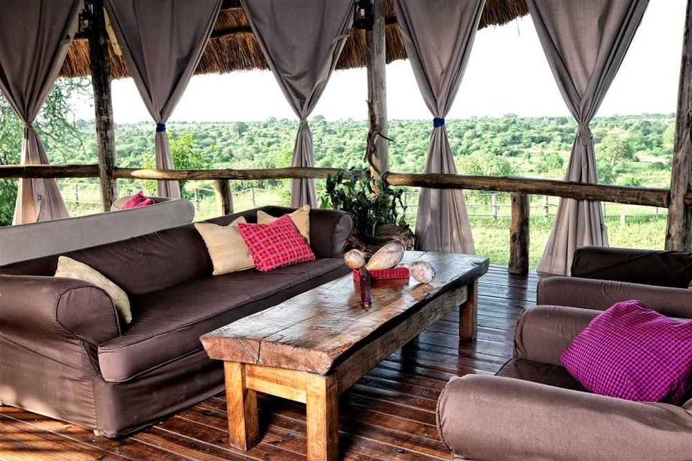 Tarangire River Camp | Tarangire Lounge