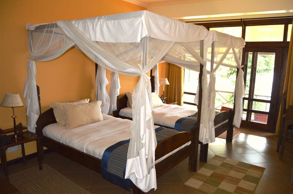 Kigoma Hilltop Hotel Accommodations | Executive Rooms (Twin)