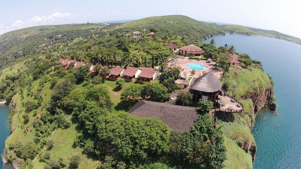 Kigoma Hilltop Hotel | Kigoma View
