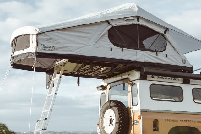 External - Roof top tents, awnings and all the essentials