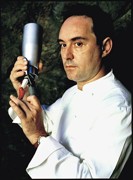 Ferran Adrià -