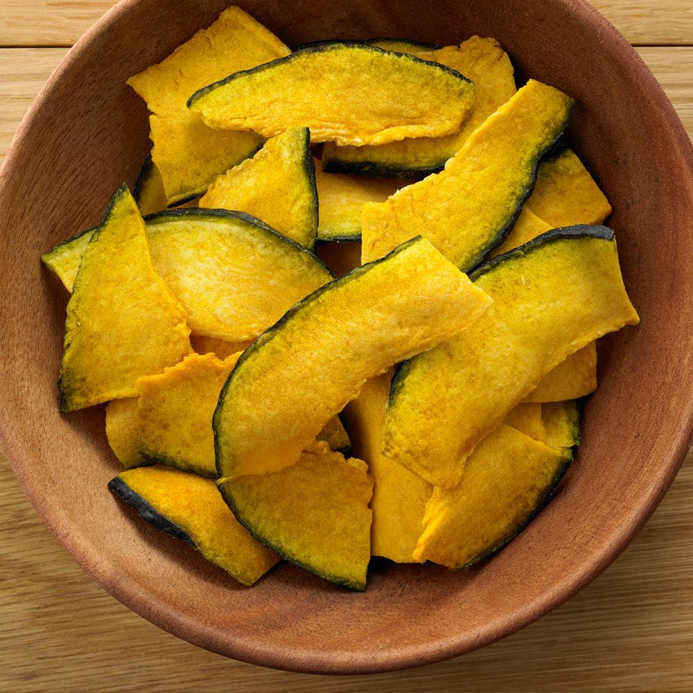 MUJI Pumpkin Chips