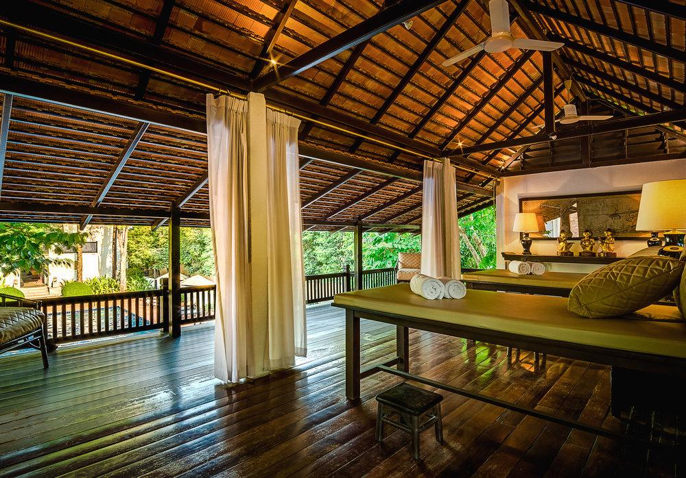 Rachamankha Boutique Hotel Spa Chiang Mai Thailand