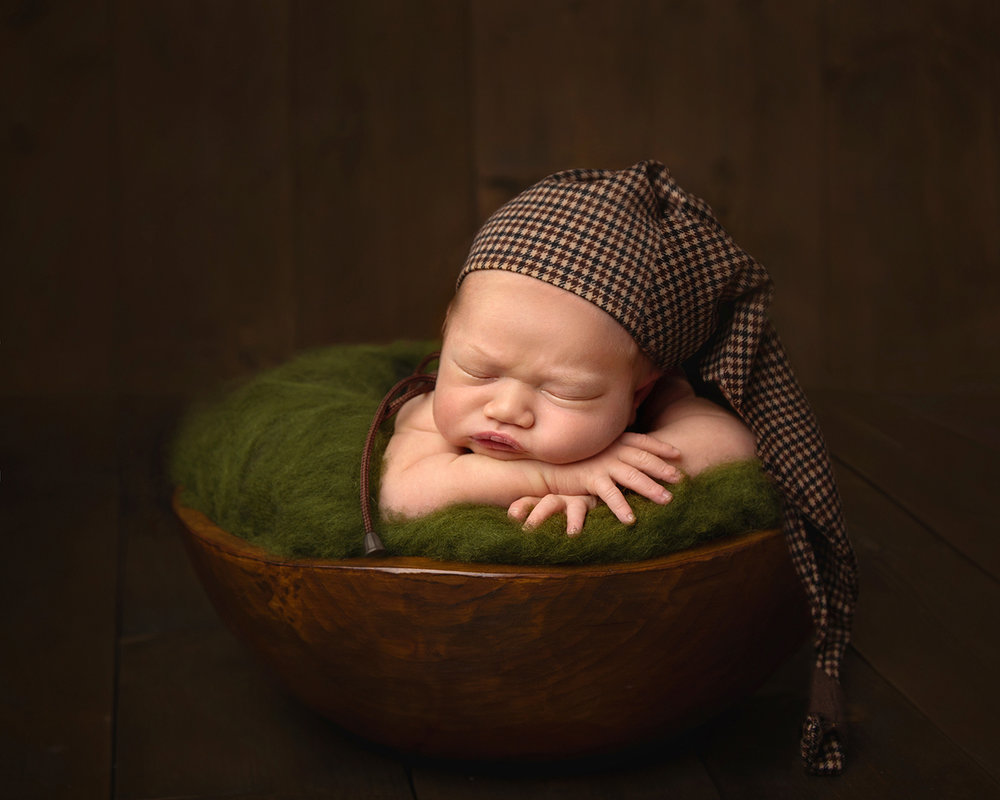 Elisabeth Franco Photography newborn portraiture