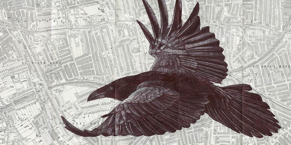Peckham Raven