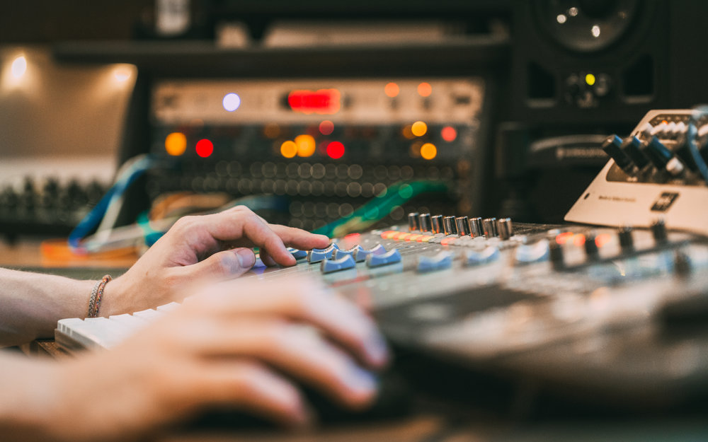 MIXING - FROM £100
