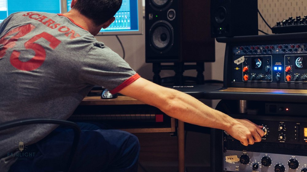 MASTERING - FROM £40/track