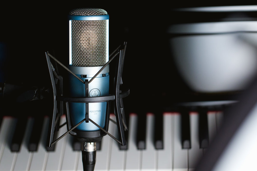 RECORDING - FROM £35/hr