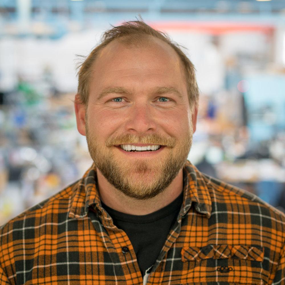 Miles Flannery - Hardware Engineer