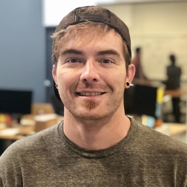 Jason De Alba - Robotics Technician