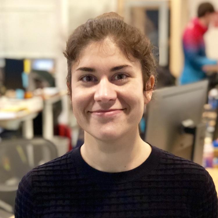 Zelda Othenin-Girard - Process Engineer