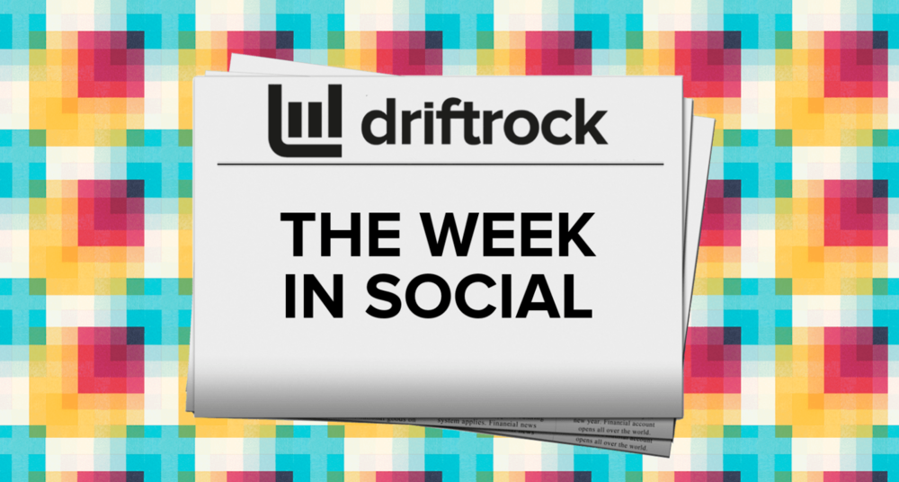 The week in social