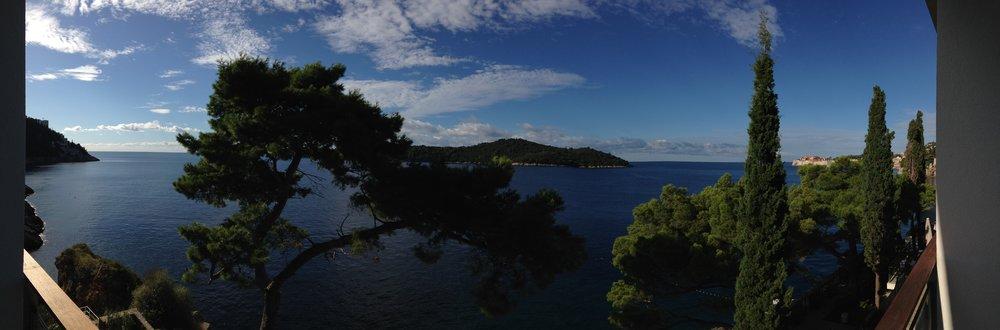 Distant Dubrovnik