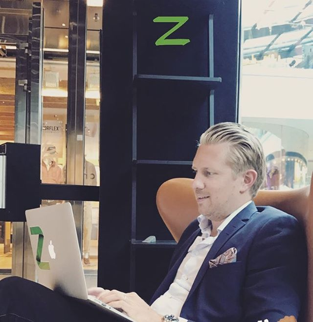 Meet Johan Svärd, our new CRO 🔥🤓