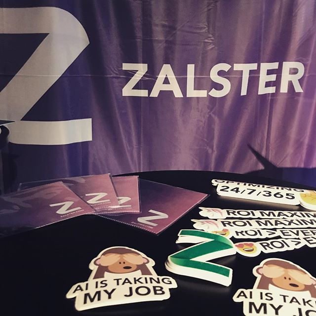 Zalster on tour🚀