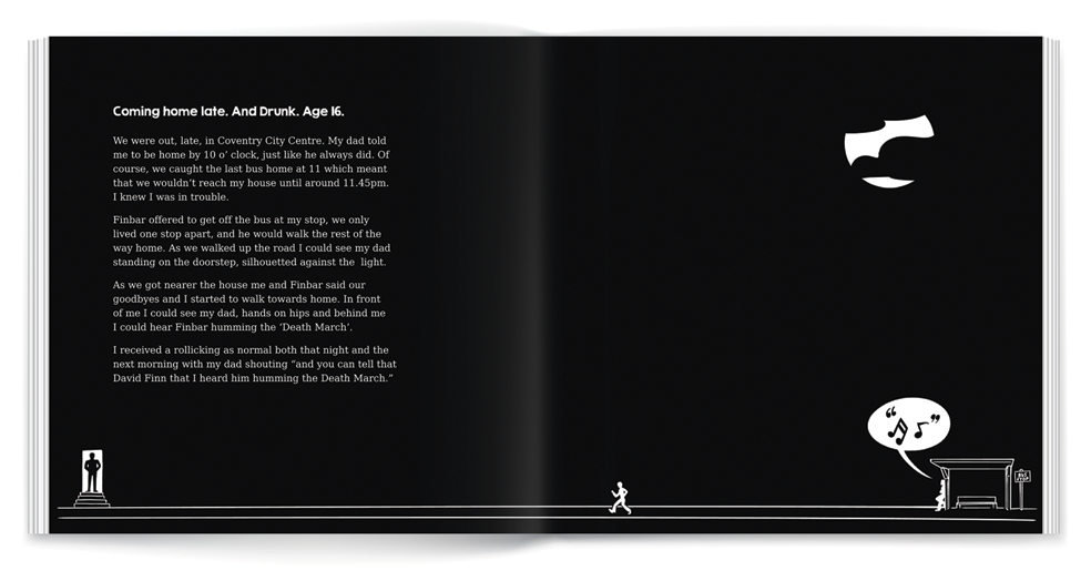 illustration night book