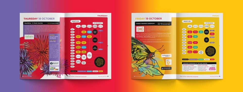 Thurs-Fri page design