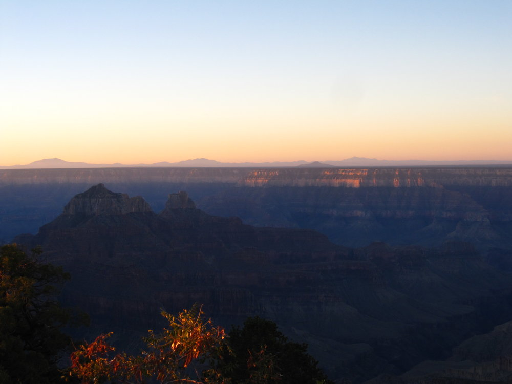 Good morning North Rim!