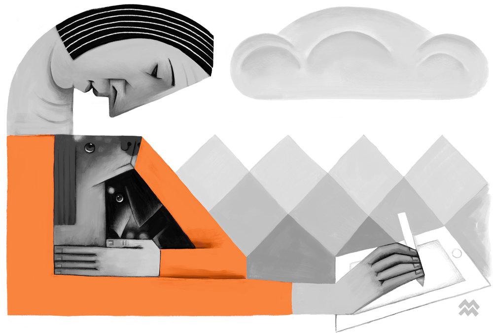 MiriamDraws is theillustration, art + designof Miriam Martincic -