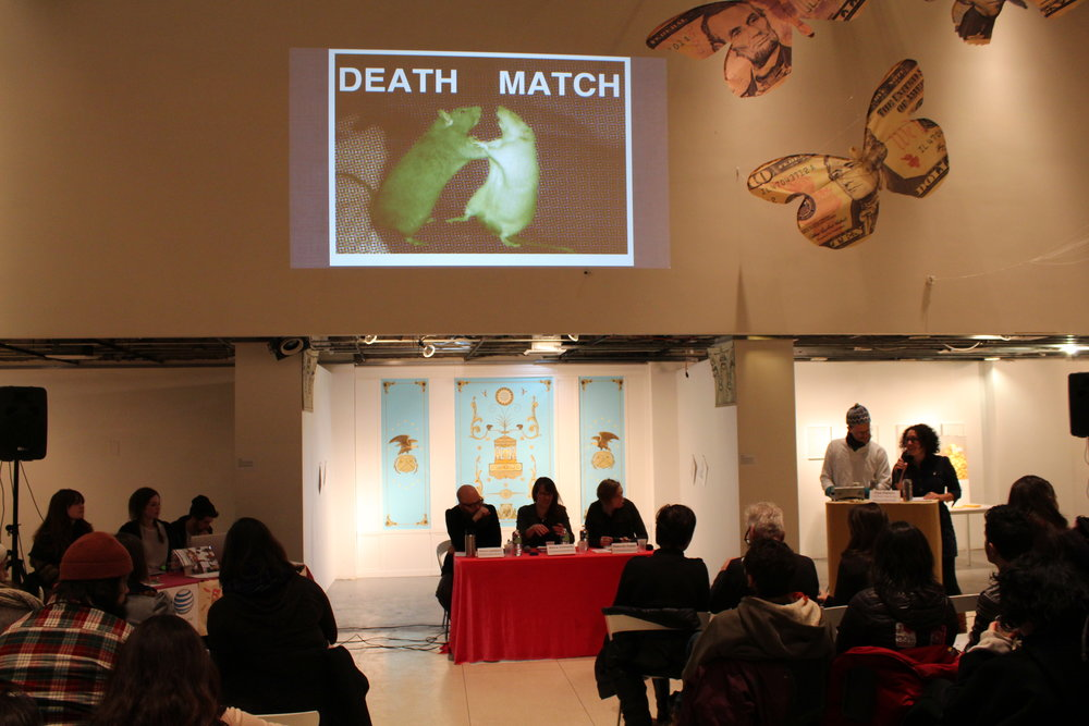 Flux Death Match: Arts Funding, Follow the $$