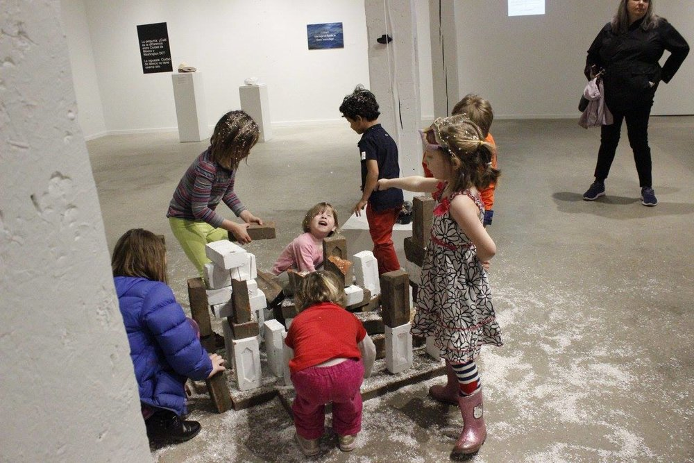 FamilySPACES event. Image courtesy of SPACES.