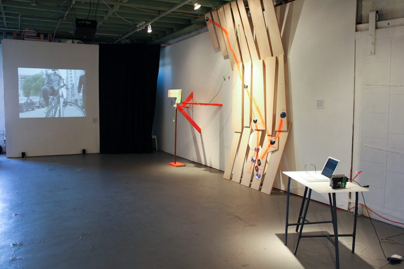 Untitled (As of Yet)  installation view